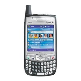 Palm Treo 700wx Cell Phone